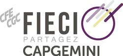 CFE-CGC CAPGEMINI Logo